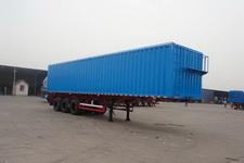 昌骅牌HCH9400ZLS型散装粮食运输半挂车图片