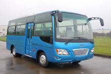 华新牌6米柴油机客车10-19座