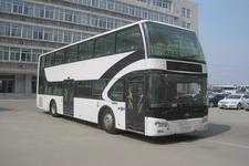 11.3米|10-68座宇通混合动力双层城市客车(ZK6116CHEVGS2)