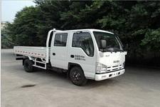 五十铃牌QL10413HWR型轻型载货汽车