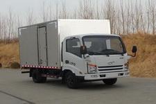 唐骏汽车国四单桥厢式运输车82-88马力5吨以下(ZB5040XXYKDC6F)