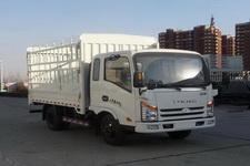 唐骏汽车国四单桥仓栅式运输车82-88马力5吨以下(ZB5040CCYKPC6F)