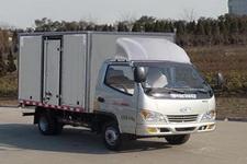 唐骏汽车国四单桥厢式运输车68-82马力5吨以下(ZB5046XXYBDC3F)