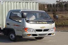 欧铃牌ZB5046XXYBDC3F型厢式运输车图片