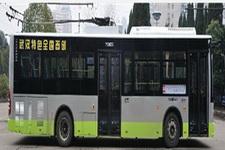 扬子江牌WG6124BEVH型纯电动城市客车图片2