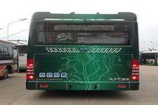 扬子江牌WG6124BEVH型纯电动城市客车图片4