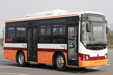 扬子江牌WG6821BEVH型纯电动客车图片