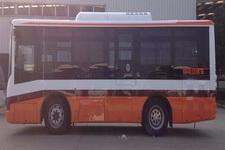 扬子江牌WG6821BEVH型纯电动客车图片3