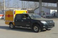 程力威牌CLW5020XQYJ4型爆破器材运输车