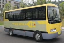 6.6米扬子江纯电动城市客车