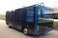扬子江牌WG6620BEVZ型纯电动城市客车图片
