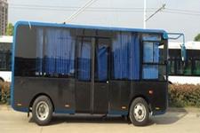 扬子江牌WG6620BEVZ型纯电动城市客车图片2