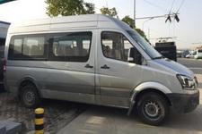 扬子江牌WG6611BEVQ型纯电动客车图片2