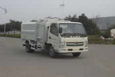 恒同牌HTC5046ZZZ33D4型自装卸式垃圾车图片