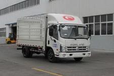 福田牌BJ2043Y7JES-G2型越野仓栅式运输车图片