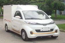 智骐牌WXS5022XXYBEV型纯电动厢式运输车