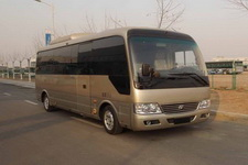 宇通牌ZK5060XSWBEV1型纯电动商务车图片