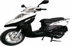 竞隆JL125T-30S型两轮摩托车