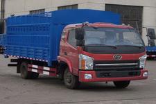 十通牌STQ2042CCYE4型越野仓栅式运输车图片