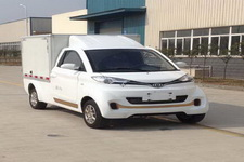帅骐牌WXS5022XXYBEV01型纯电动厢式运输车