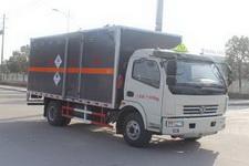 润知星牌SCS5110XDGEQ型毒性和感染性物品厢式运输车图片