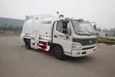 徐工牌XZJ5080TCAB5型餐厨垃圾车图片