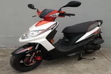 行星牌XX48QT-11型两轮轻便摩托车图片