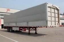 庄宇12米28吨2轴翼开启厢式半挂车(ZYC9350XYK)