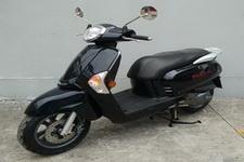 行星牌XX48QT-13型两轮轻便摩托车图片