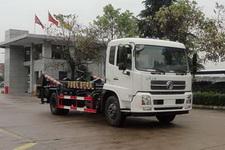 华威驰乐牌SGZ5160ZBGD5BX1V型背罐车图片