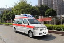 白云牌BY5035XJH型救护车图片
