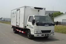 百勤牌XBQ5040XLCL13型冷藏车图片