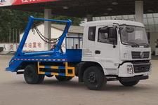 程力威牌CLW5120ZBST5型摆臂式垃圾车图片