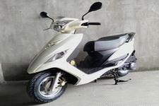 乐士牌LS125T-18C型两轮摩托车图片