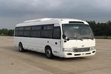 8.1米 24-34座象纯电动客车(SXC6810CBEV)