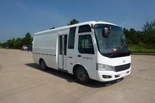 安凯牌HFF5040XXY5型厢式运输车图片