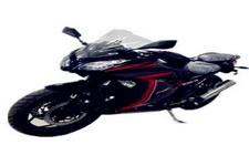 鹏城牌PC150-19型两轮摩托车图片