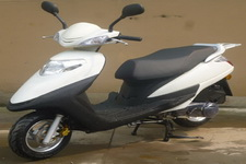 天鹰牌TY125T-F型两轮摩托车图片
