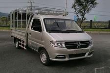 长帆汽车牌CFX5021CCYEVA1型纯电动仓栅式运输车图片