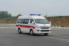 福田风景G7转运型救护车厂家购车就是省