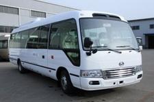 8.1米|24-34座东鸥纯电动客车(ZQK6810EV)