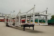 粱锋14.2米11.4吨2轴乘用车辆运输半挂车(LYL9201TCC)
