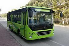 友谊牌ZGT6718DV型城市客车图片