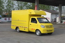 程力威牌CLW5021XSHE5型售货车