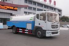 中洁牌XZL5163GQX5型清洗车