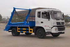 程力威牌CLW5161ZBSD5型摆臂式垃圾车