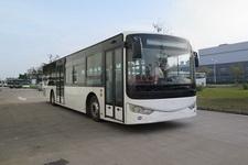 12米|25-40座安凯插电式混合动力城市客车(HFF6125G03CHEV-2)