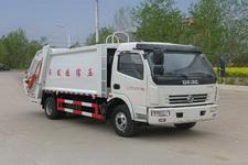 广燕牌LGY5080ZYSE5型压缩式垃圾车