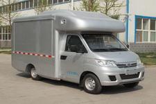 大迪牌ZHT5022XSH型售货车