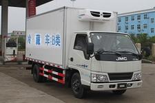 程力威牌CLW5041XLCJ5型冷藏车
